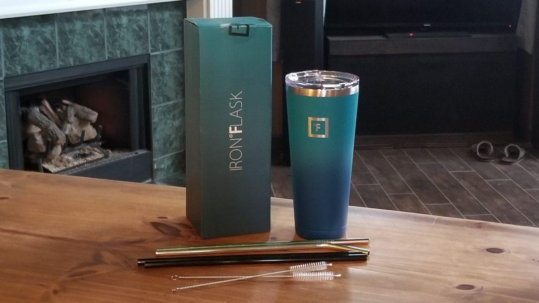 Review- Iron Flask Tumbler